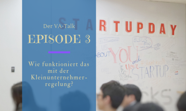 Der VA-Talk – Episode 03