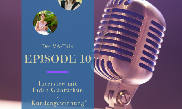 Der VA-Talk – Episode 10