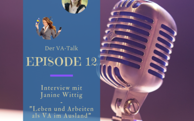 Der VA-Talk – Episode 12