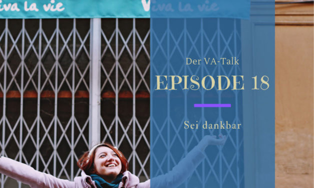 Der VA-Talk – Episode 18