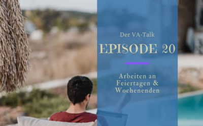 Der VA-Talk – Episode 20