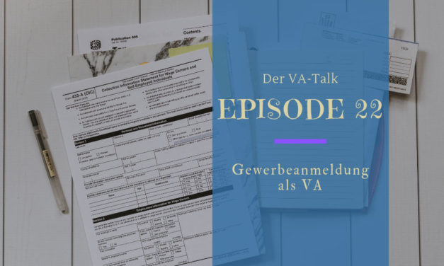 Der VA-Talk – Episode 22