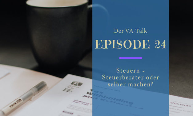 Der VA-Talk – Episode 24