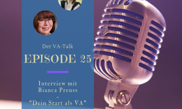 Der VA-Talk – Episode 25