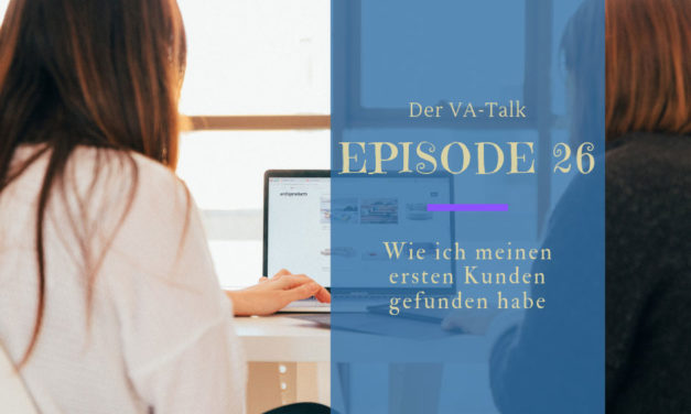 Der VA-Talk – Episode 26
