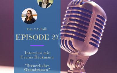 Der VA-Talk – Episode 27